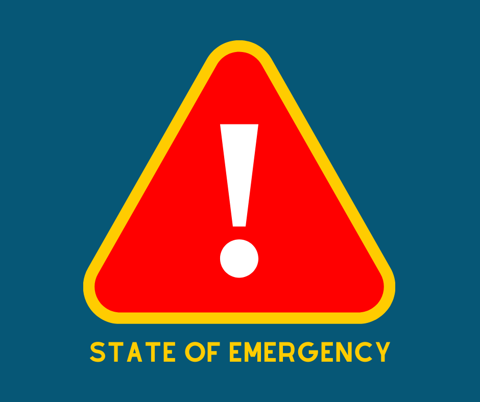 State of Emergency Updated