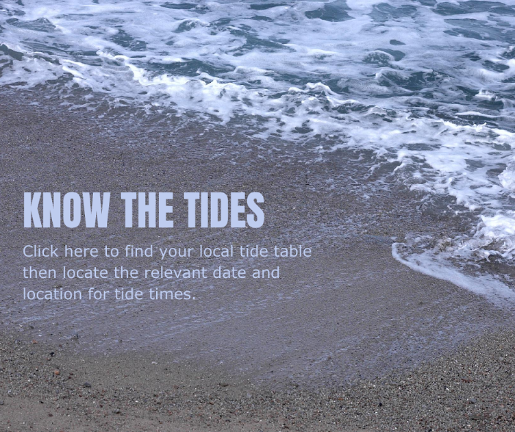 know the tides