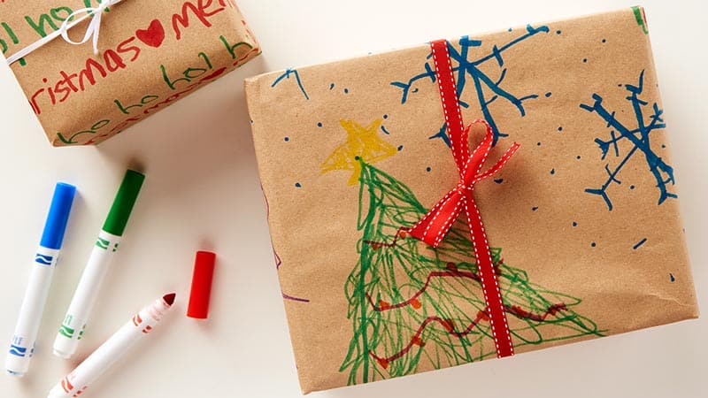 cute ideas for wrapping presents 02